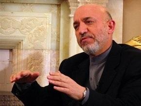 Между президентом Афганистана и спецпредставителем США состоялась  драматическая ссора