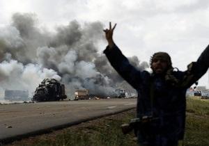Британия заявила, что ВВС Ливии как боевой силы уже не существует