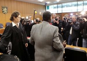 В Германии начался первый судебный процесс о геноциде в Руанде