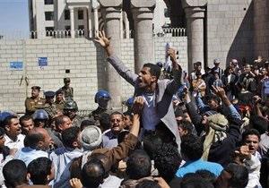 Экспорт революции: В Йемене начались массовые демонстрации против президента