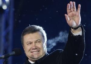 Янукович заявил, что проголосовал за  изменения к лучшему