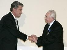 Ющенко наградил Анджея Вайду орденом