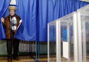 Второй тур выборов-2010: первыми начали голосовать украинцы Австралии