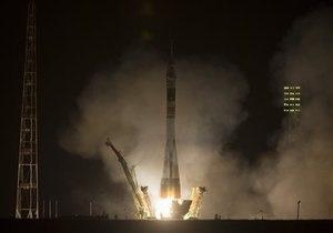Новости науки - космос - мкс: Прогресс привезет экипажу МКС колбаски с чесноком