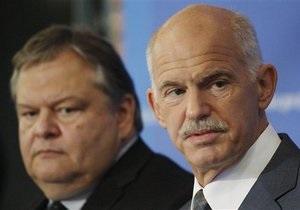 Ernst & Young считает, что дефолт Греции неизбежен