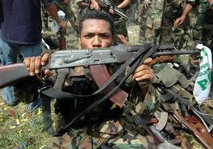 Колумбийские повстанцы убили 15 военных