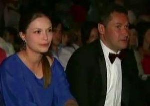 Тигипко выдал дочь за британца, который старше ее на 14 лет