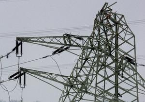 С начала года Украина сократила экспорт электроэнергии в два раза