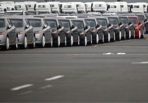 По итогам полугодия Украина сократила производство авто на четверть