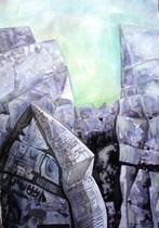 Выставка итальянского художника Мельхиорре Наполитано «Философия ландшафта» в Тольятти