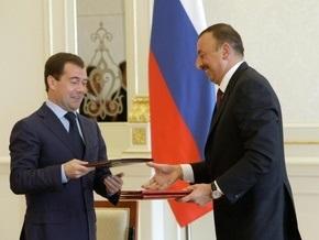 Ъ: Россия выкупит азербайджанский газ по $350