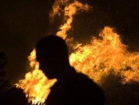 На рынке в Черкассах произошел пожар