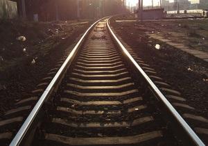 В Черкасской области украли почти километр действующих железнодорожных путей