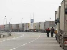 Польские дальнобойщики заблокировали границу