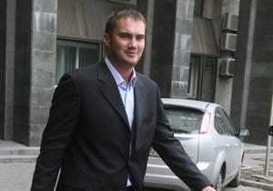 Виктор Янукович - младший