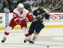 NHL: Детройтская машина дала сбой