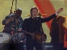 Пол Маккартни дал  первый и единственный концерт в Израиле