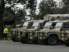 В Австралии  арестованы подозреваемые в подготовке крупного теракта