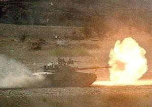 В России во время учений выстрелом из танка убиты два офицера