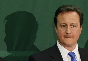 Британские консерваторы начали переговоры о коалиции с либдемами