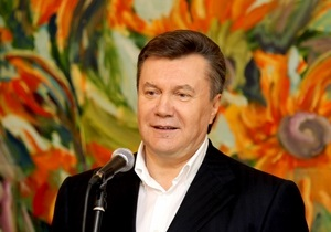 Вся политэлита Украины соберется в Крыму поздравлять Януковича