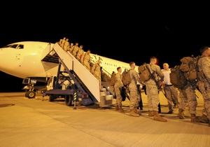 В Австралию прибыли первые американские военнослужащие