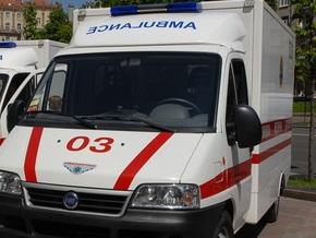 В Херсонский области Славута сбила скутер: есть жертвы