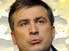 Грузинская оппозиция требует от Саакашвили продать самолет и резиденцию