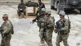 Обама пообещал  не бежать на выход  из Афганистана