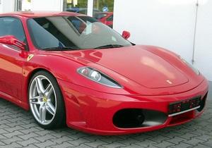 Украинскому оперному певцу подарили Ferrari
