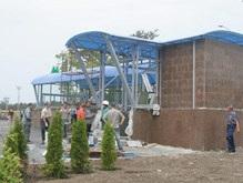 Черновецкий торжественно открыл Красный хутор