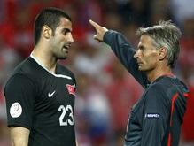 Евро-2008: Турецкая сборная подает апелляцию