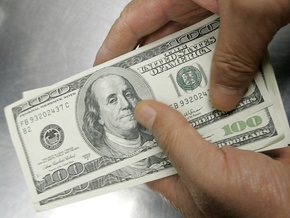 Курс продажи наличного доллара составляет 7,78-7,82 гривны