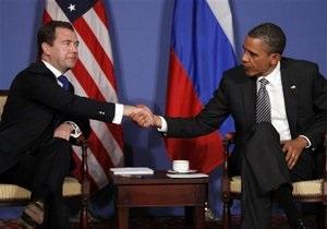Обама признал перезагрузку отношений с Россией состоявшейся