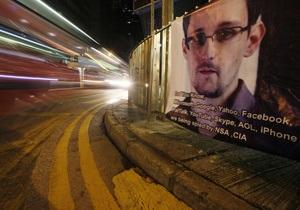 СМИ: Неопубликованные Сноуденом данные способны ослабить АНБ США