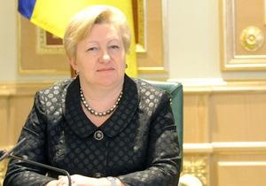 Ульянченко обсудила с президентом Европейской народной партии будущее Нашей Украины