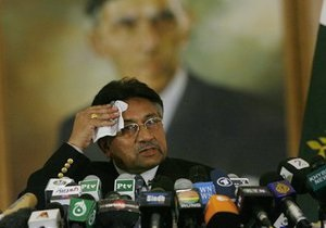 Суд в Пакистане пожизненно запретил Мушаррафу избираться на любые должности