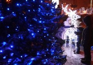 В Новый год на Майдане в Киеве будут продавать спиртное