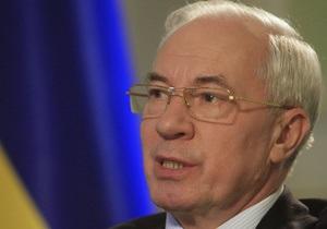 Азаров назвал причины объединения Партии регионов и Сильной Украины
