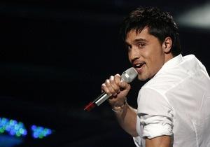 Дима Билан может снова поехать на Евровидение