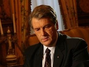 Экс-врач Ющенко: Наше общество более нездорово, чем Президент