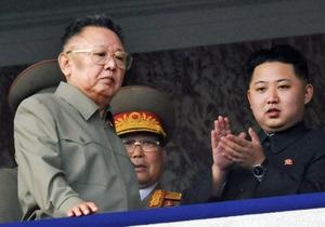Ким Чен Ир познакомил армию со своим сыном-преемником
