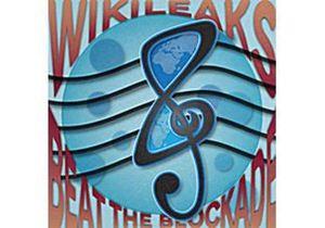 Wikileaks выпустил музыкальный альбом, чтобы  прорвать блокаду