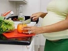 Плохое питание во время беременности грозит ожирением ребенку