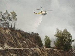 В Калифорнии введен режим ЧП из-за лесных пожаров