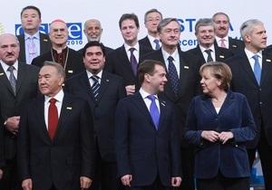 Медведев: Последний саммит показал  определенную беспомощность  ОБСЕ