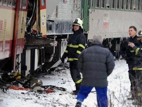 Столкновение поездов в Чехии: количество пострадавших возросло до 43-х человек