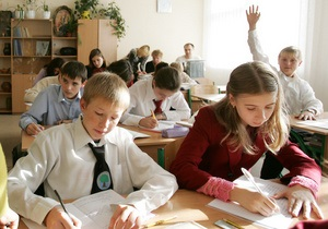 В Украине пятиклассникам не будут ставить оценки в первом полугодии