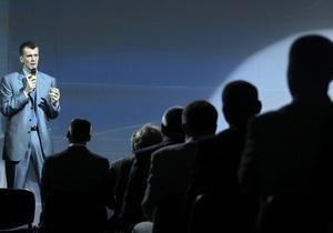 Предвыборный штаб Прохорова возглавил известный российский телеведущий