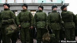 Генштаб России жалуется на нехватку призывников